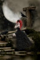 Raven's Tears by LuthiensLight