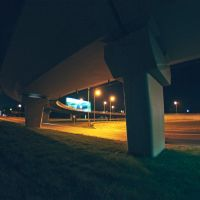 One Night at the airport II by siamesesam