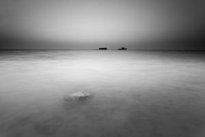 Qattan Beach II by mhmalali