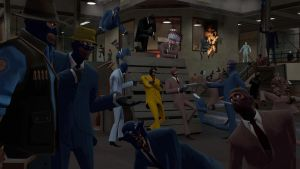 1st Anual meeting of Spy freaks by Kugawattan