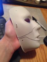 Scarecrow Mask Tutorial Part 2 by ParanormalArtist