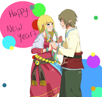 Happy New Year by asentinel