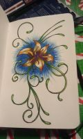 Sketchbook1 - 2 (Flower) by JCBoringStudio
