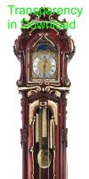 grandfather clock 9 by BrokenFeline-Stock