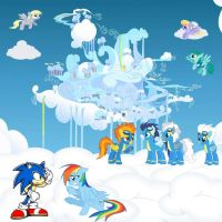 Sonic: Equestria Adventures by Nightfire3024