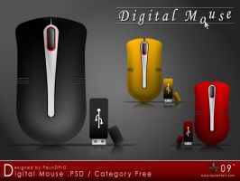 Mouse Digital by paundpro