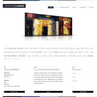 Artist webdesign by creativecircle
