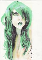 Emerald by Eriks-Princess
