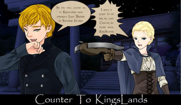 Counter To Kings Lands by SweetHonestyKeysha