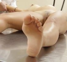 Morgue Dead Girl Soles IV by Sirarthur1979