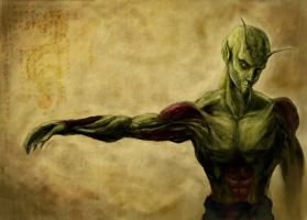 Piccolo by Pronton-Liot