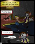 Keeping Up with Thursday: Issue 4, page 1 by AaronsArtStuff