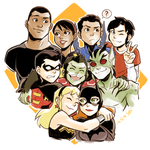 Young Justice: Invasion by Sii-SEN
