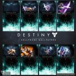 DestinyPhoneWallpapers by DesignsByTopher