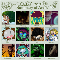 2011 summary thing by ceebers