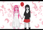 Bubbline by yokonami