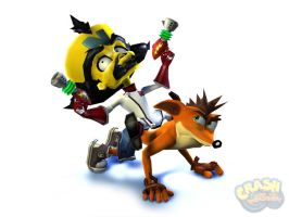 Cortex crash by dingodile66