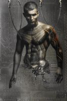 Cybernetic Man by KnightFlyte96