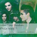 Tokio Hotel Random PNG pack - 3 by amazinglife2011