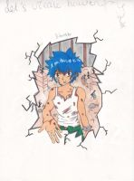 jellal- let's create heaven by livefor-anime