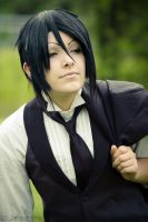 Sebastian Michaelis by The-Prez