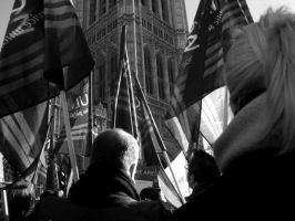 WE MARCH by seatonsluice