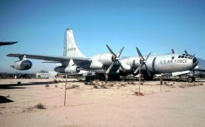 KB-50J at Pima by F16CrewChief