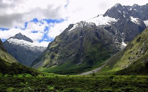 New Zealand by vivera9