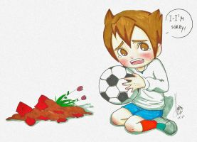 Endou Mamoru - childhood by nay-only