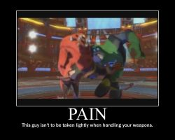 Pain by Fire-Warrioress