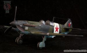 ICM 1/48 LaGG-3 by Michael-XIII
