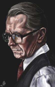 Georges Smiley by Bilou020285