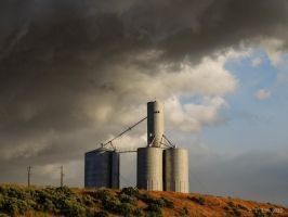 Elevator and Storm Front by AFL