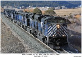 MRL 4310 and 9 more by hunter1828