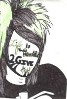 Dahvie Vanity Quote by NicosGirl