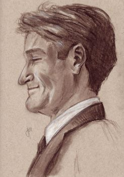 Robin Williams by blindbandit5