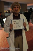 Professor Oak at Youmacon 2012 by upcomingcons