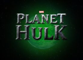 Planet Hulk Logo by MrSteiners