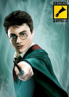 harry potter by gdvectors