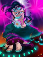 Feel the madness of dubstep! by EvanBlind
