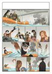 Teen Titans, Wed Comics p5 by cheeks-74