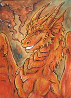 ACEO for Thaxllssillya by Eva-the-DragonLady