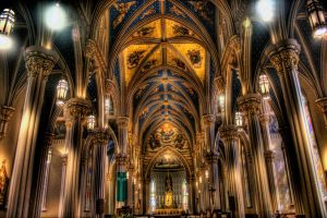 Notre Dame Basilica by gsc3d