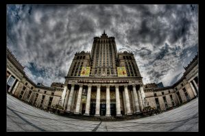 Fisheye HDR by Ciscofighter