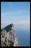 The Pillars of Hercules II by newfeathers