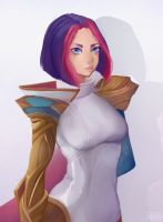 [LoL]   The grand duelist by antropix