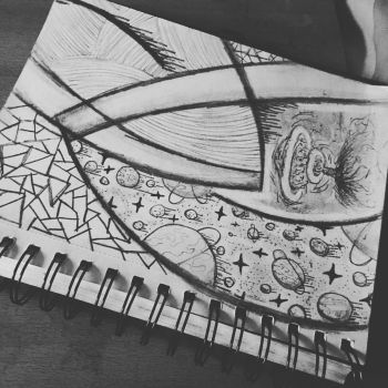 Random doodles.. or something tbh idk by Magga02
