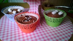 Chocolate Cupcakes by KellyGreeny