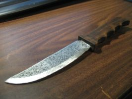 Lawnmower Blade Knife - First by cowscankill