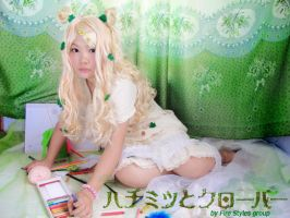 Honey and Clover cosplay 02 by H-I-T-O-M-I